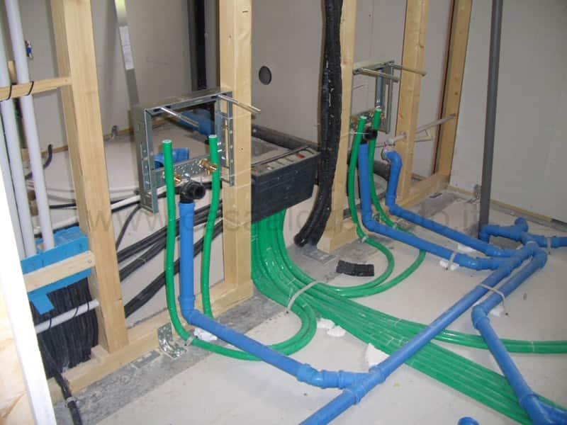 Impianti elettrici ed idraulici impianti anselmi marsala for Realizzare impianto idraulico fai da te
